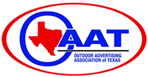 Outdoor Advertising Association of Texas Logo